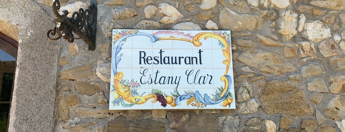 Restaurant Estany Clar is one of All Michelin Stars in Spain.