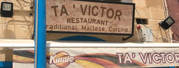 Ta Victor is one of Malta.