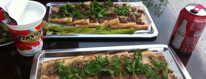 YE-AN Pide is one of Kebap, Lahmacun, Doner vb..