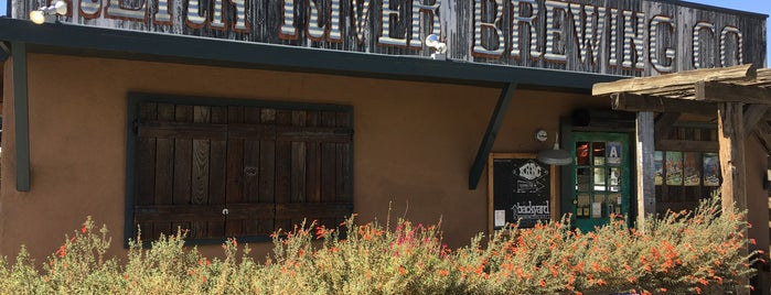 Kern River Brewing Company is one of Ultimate Brewery List.