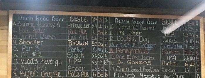 Dueces Wild Brewery is one of Orte, die Breck gefallen.