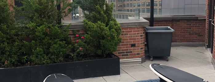 Arlo Rooftop Bar is one of The New Yorkers: Village Life.