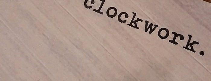 UCC 3rd Wave Clockwork is one of Locais curtidos por Shank.
