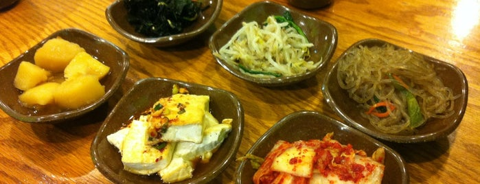 해뜨는집 is one of Best of BlogTO Food Pt. 1.