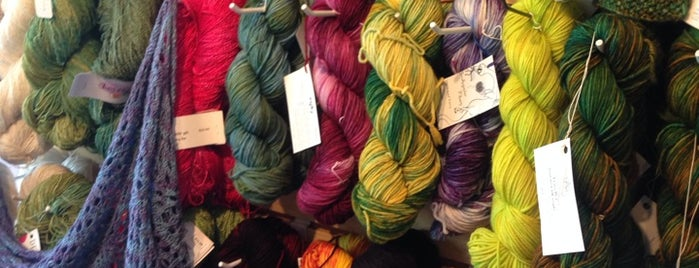 Lovelyarns is one of one of these days: yarn.