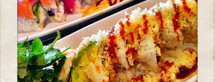 Niban Japanese Cuisine is one of San Diego Must Eats.