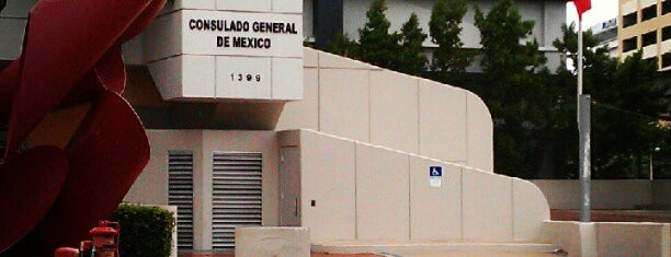 Consulado de Mexico en Miami is one of Pablo 님이 좋아한 장소.