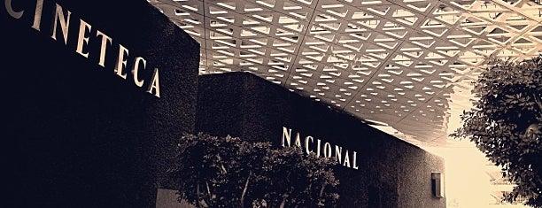 Cineteca Nacional is one of DF General.