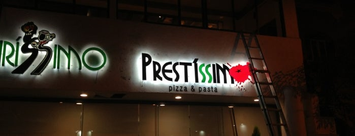 Prestíssimo is one of artic bar.