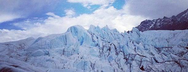 Matanuska Glacier is one of Tarzanさんのお気に入りスポット.