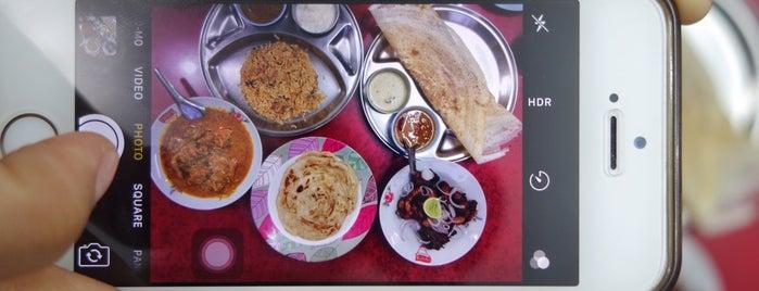 Tamil Nadu South Indian Restaurant is one of Nathan'ın Kaydettiği Mekanlar.