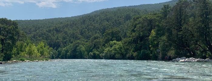 Köprülü Kanyon Rafting Kamp Doğa Alanı is one of Antalya.