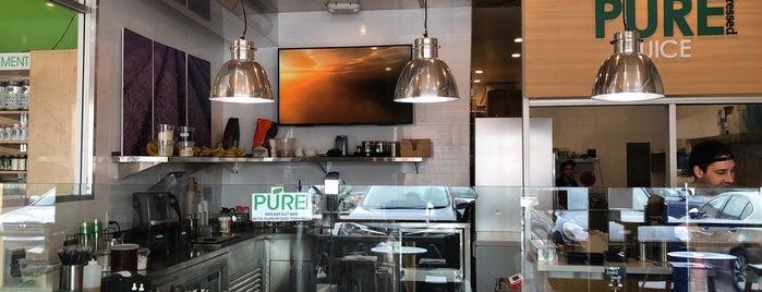PURE Pressed LA is one of Organic LA.