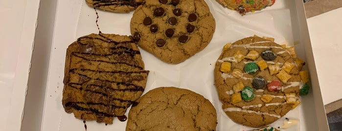 The Cookie Connect is one of NJ Restaurants.