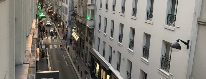 Best Western Hôtel Opéra d'Antin is one of Lieux sauvegardés par Benjamin.