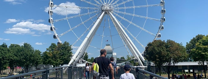 Observation Wheel Montreal is one of **Montréal**.