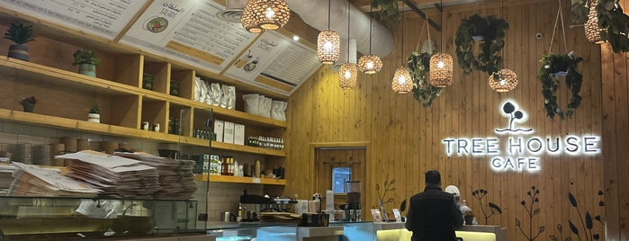 TREE HOUSE CAFE is one of Healthy spots.