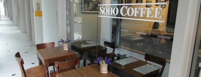 SOHO Coffee is one of Coffee Must TryZ.