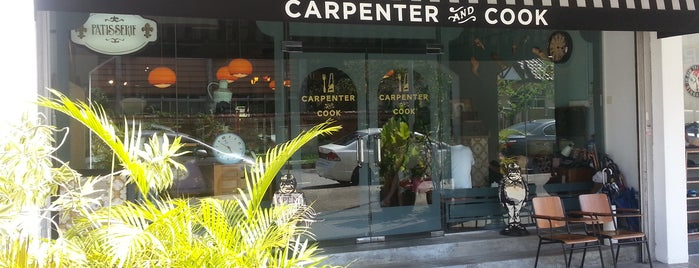 Carpenter and Cook is one of Coffee Must TryZ.