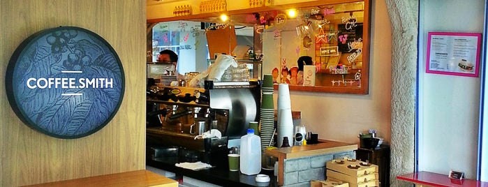 Coffeesmith is one of Coffee Must TryZ.