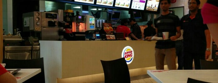 BURGER KING is one of Orte, die 冰淇淋 gefallen.