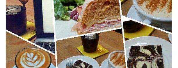 Selfish Gene Cafe is one of Coffee Must TryZ.