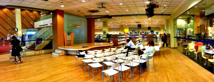 Ang Mo Kio Public Library is one of SG kids places.