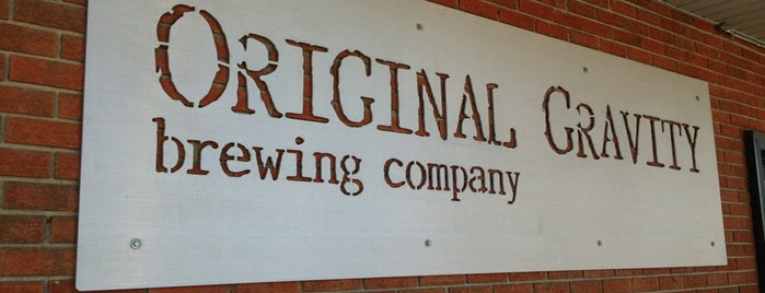 Original Gravity Brewing Company is one of Metro Detroit Breweries.