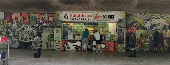 Hasenschänke is one of Gespeicherte Orte von Gregory.