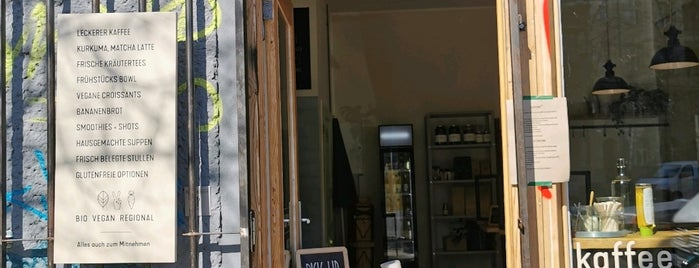 Kaffee Ingwer is one of Breakfast Fhain.