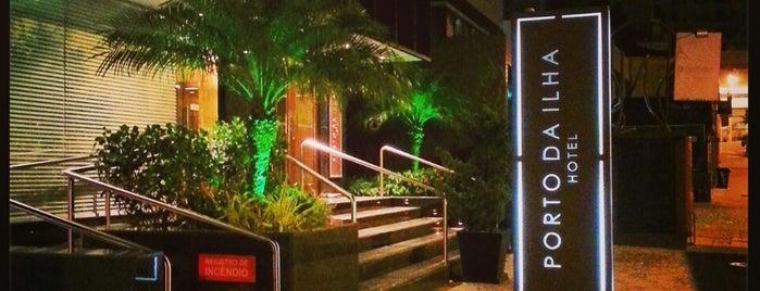 Porto da Ilha Hotel is one of Helem : понравившиеся места.