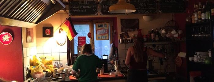Alles Wurscht is one of #Munich_Bistro_FastFood.