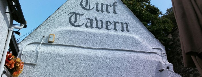 The Turf Tavern is one of Lugares favoritos de Dmitry.