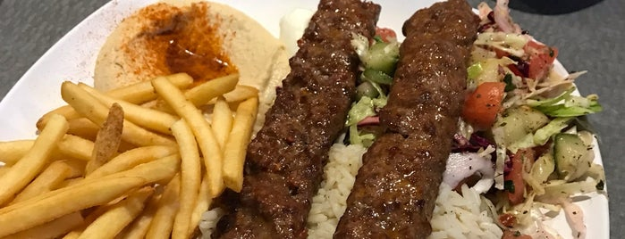 Turquaz Kebab House Turkish & Lebanese Grill is one of Locais curtidos por Mohammed.