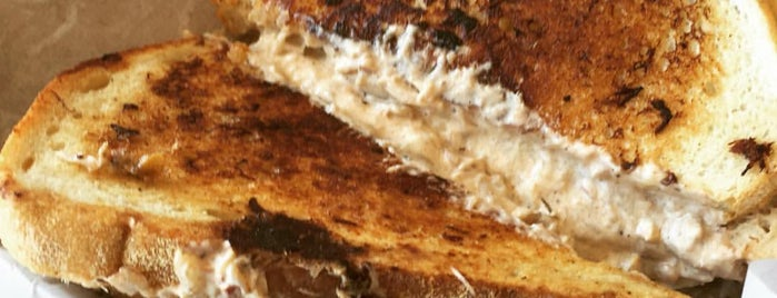 Grilled Cheese & Co. is one of The Best Comfort Food in Every State.