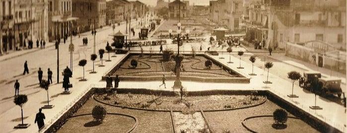 Κεντρική Πλατεία Καλαμάτας is one of Posti che sono piaciuti a Georgia❤.