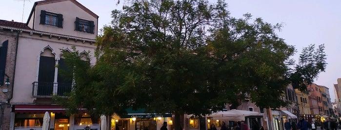 Edicola Campo Santa Margherita is one of Venice todo.