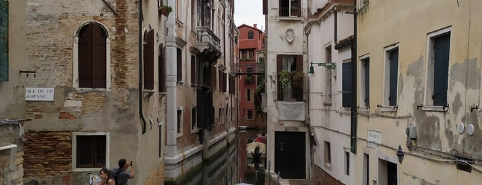 Ponte de le tette is one of Venice.
