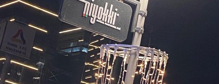 Niyokki is one of Çukurambar ve Civarları.
