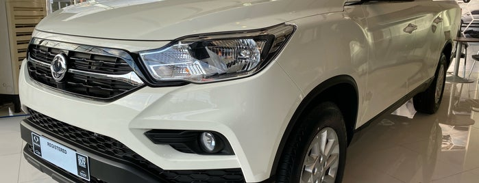 Ssangyong Changan Otis is one of Orte, die Shank gefallen.