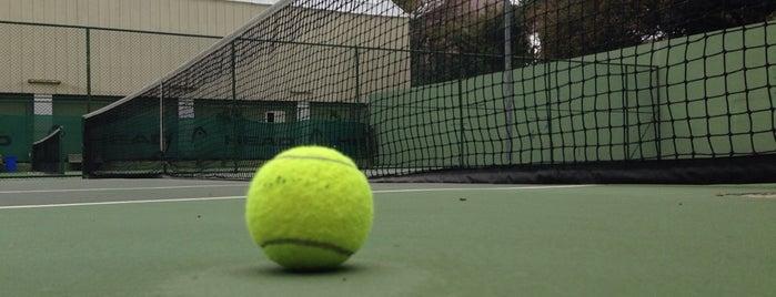 Bakırköy Tenis Spor Kulübü is one of Op Dr'ın Beğendiği Mekanlar.