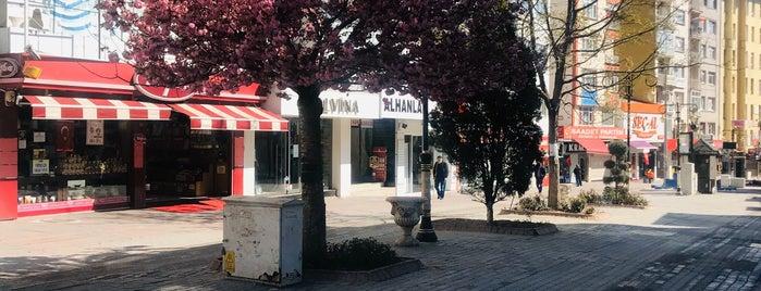 Sevgi Yolu Çay Bahçesi is one of Tempat yang Disimpan Yasemin Arzu.