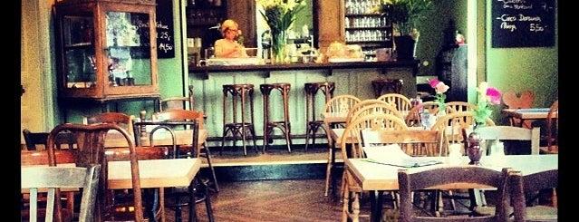 Luise Café und Weinbar is one of Drinks FFM.