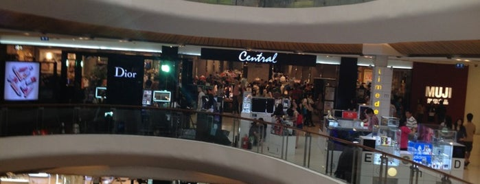 CentralPlaza Lardprao is one of Pravitさんのお気に入りスポット.
