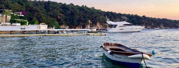 Nizam Plajı is one of 🕌Стамбул-2020.