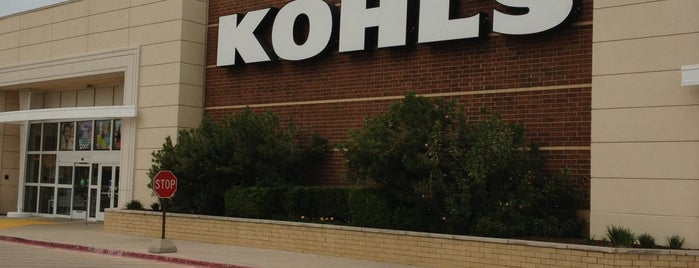 Kohl's is one of Reuben 님이 좋아한 장소.