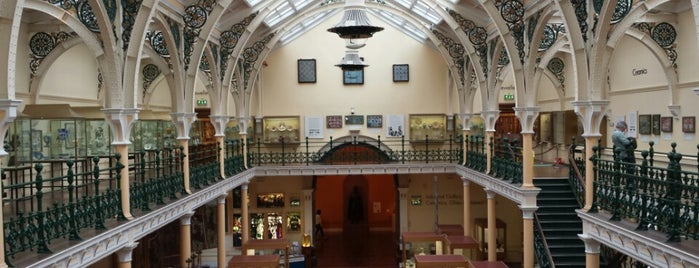 Birmingham Museum & Art Gallery is one of Inspired locations of learning 2.