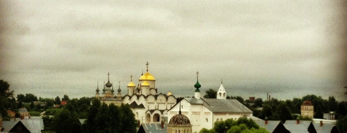Панорама Суздаля (Яр) is one of Суздаль.
