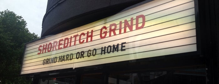Shoreditch Grind is one of London.