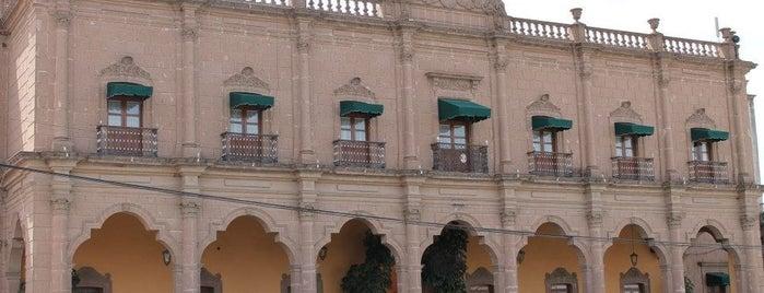 Centro Huichapan is one of Lugares favoritos de Jaky.